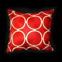 Crewel Cushions
