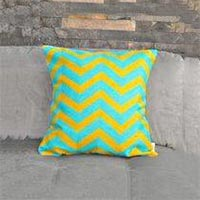 Crewel Throw Pillows
