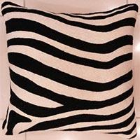 Zebra Black Cover