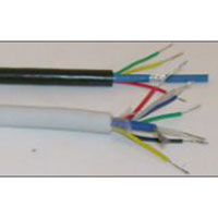 Multi Core Flexible CCTV Cables
