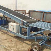 Loading Unloading Conveyor