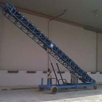 Radial Stacking Conveyor