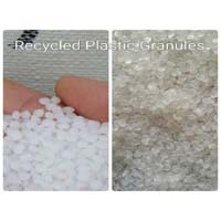 Recycled Plastic Granules 01