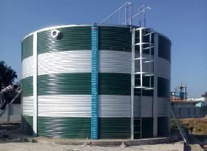 Zinc Alume Storage Tanks
