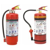 Water Mechanical Type Fire Extinguisher