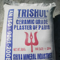 Plaster of Paris (Pottery Grade)