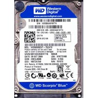 500 Gb Sata Laptop Hard Disk