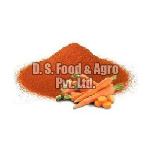 Dehydrated Carrot Root Powder