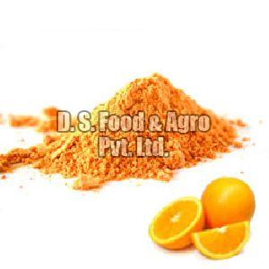 Dehydrated Orange Powder