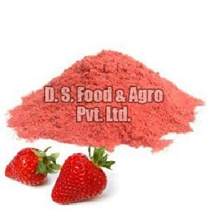Dehydrated Strawberry Powder
