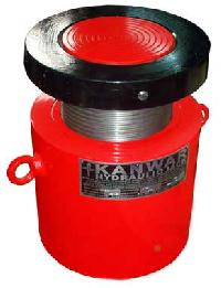 Hydraulic Jack Threaded Ram with Safety Locknut