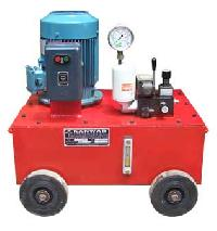 Hydraulic Power Jack Electric Operated