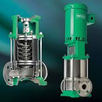Vertical Multistage Water Pump