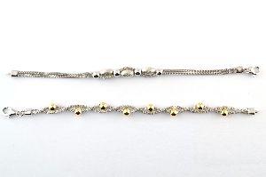 Ladies Silver Bracelet 03