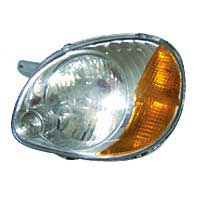 Head Light Assembly (Santro Old Model)