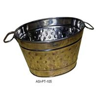 Stainless Steel Big Party Tub (ASI PT 105)