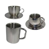 Stainless Steel Double Wall - Mugs and Cups