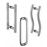 Stainless Steel Glass Door Handles