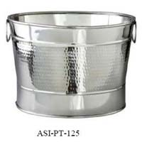 Stainless Steel Oval Party Tub (ASI PT 125)