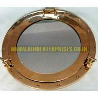 Nautical Porthole Mirror