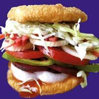 Kachori Sandwich