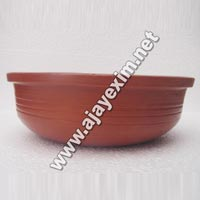 Clay Fish Curry Bowl