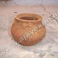 Clay Irrigation Pot