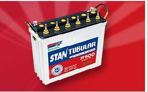 Exide SF Stan Tubular Batteries