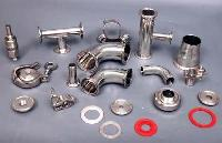 Stainless Steel Tri Clover Fittings