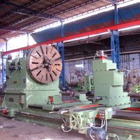Heavy Duty All Geared Lathe Machine