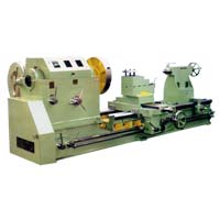V- Belt Drive Lathe Machine