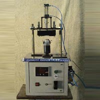 Pneumatic Hot Plate Bottle Sealing Machine