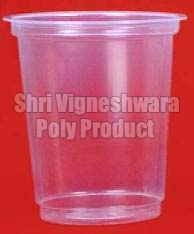 Transparent Disposable Water Glass (250ml)