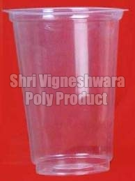 Transparent Disposable Water Glass (300ml)