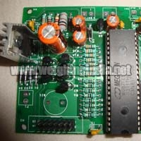 Weighing Scale PCB (1231)