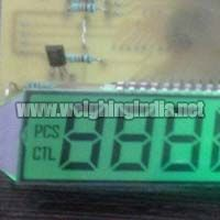 Weighing Scale LCD Display