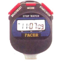 Digital Electronic Stopwatch