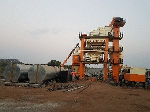 Asphalt Batch Mix Plant 01