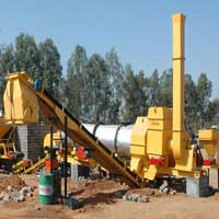 DM - 35 Stationary Asphalt Drum Mix Plant