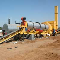 DM - 45 Stationary Asphalt Drum Mix Plant