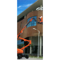 Self Propelled Articulating Boom Lift (Zig Zag Boom)