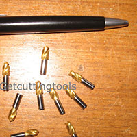 Coolant Carbide Drill Bit