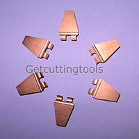 Double Grooving Carbide Inserts