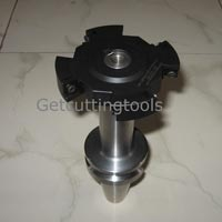 Indexable Insert Front and Back Milling Cutter