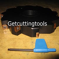 Indexable Insert Redius Milling Cutter