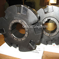 Indexable Insert Side and Face Cutter