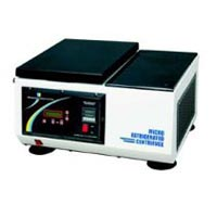 Refrigerated Micro Centrifuge Machine