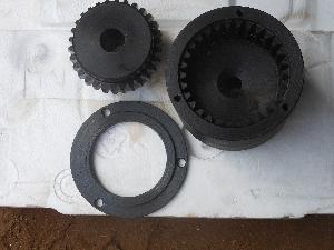 Brake Drum Gear Coupling 01