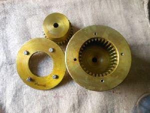 Brake Drum Gear Coupling 05