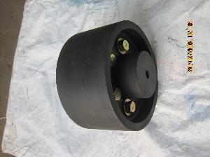 Brake Drum With Flexible Coupling 01
